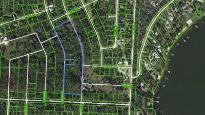 7.89 Acres in Lake Placid, Florida - close to State Park, Golf Course, and Lake June-in-Winter