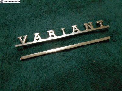 Variant script + blank bar type 3