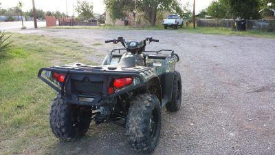 2013 Polaris Sportsman 550 4x4 ATV 4 wheeler