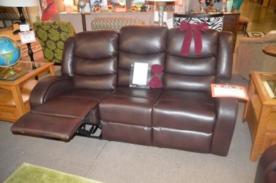 New Dual Reclining Sofa Normal 545.00 Sale Price $499.00