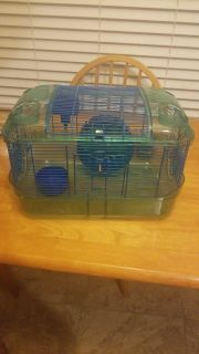 Hamster cage like new
