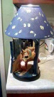 Scooby Doo lamp