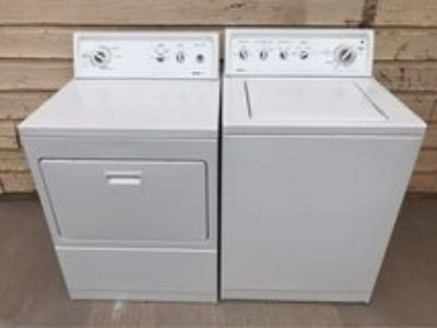 Kenmore washer and Gas dryer set
