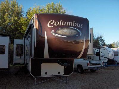 $47,900, 2015 Palomino 375RL Columbus 37' Quad Slide Fifth Wheel