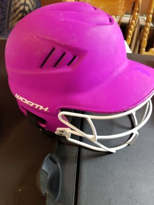 Kids softball helmet