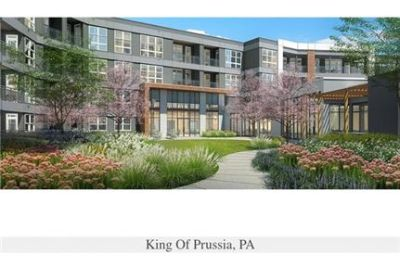 Welcome to CANVAS Valley Forge, a brand new concept in 55 living. 2 Car Garage!