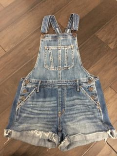 Abercrombie and Fitch Overall Shorts