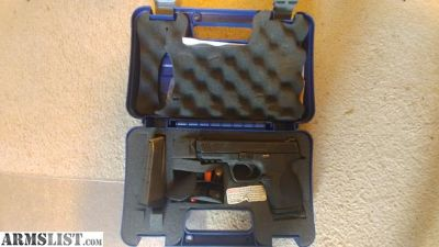 For Sale/Trade: Smith and Wesson M&P 45 Compact