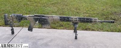 For Sale: Ruger Precision Rifle (RPR) 6.5 Creedmoor w/extras