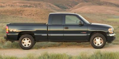 2006 GMC Sierra 1500 Work Truck (Steel Gray Metallic)