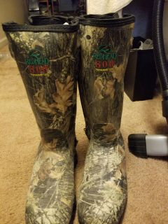 Redhead boots size 10