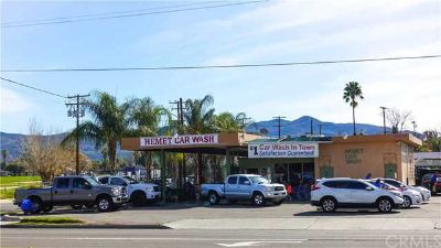 41241 State Highway 74 Hemet, car wash + real estate