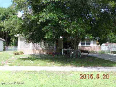 1106 Basalona Drive ROCKLEDGE Three BR, This one needs some work
