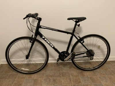 Trek FX1 hybrid bicycle