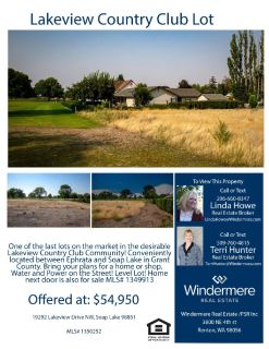 Lakeview Country Club Lot