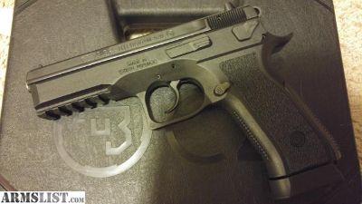 For Sale: CZ 75 SP-01 Phantom 9mm, in box, sp01