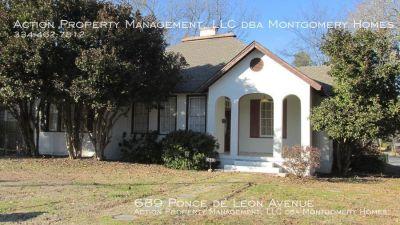 Single-family home Rental - 689 Ponce de Leon Avenue