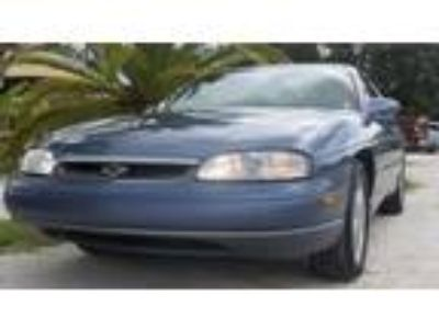 Used 1998 CHEVROLET MONTE CARLO For Sale