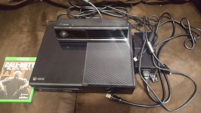 Xbox One with Kinnect and more!