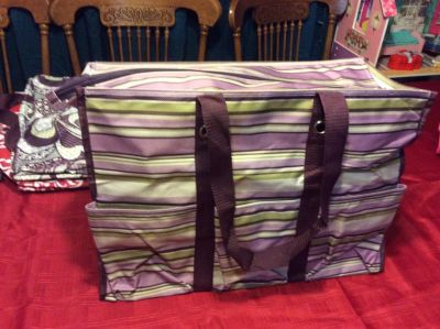 Thirty One Super Organizing tote