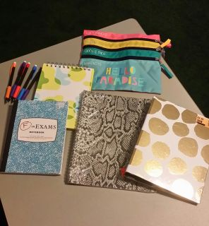 Back to school bundle all for $3