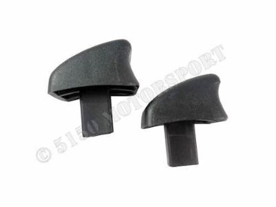 Purchase 2x Porsche 911 944 928 924 Seat Release Knob Black - Genuine motorcycle in Camarillo, California, US, for US $6.95