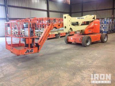 2011 JLG E450AJ Electric Articulating Boom Lift
