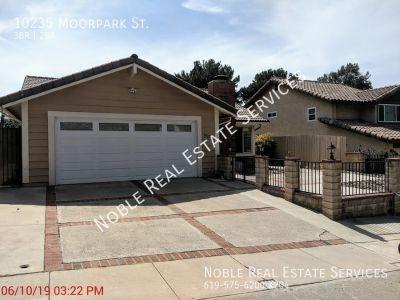 Single-family home Rental - 10235 Moorpark St.