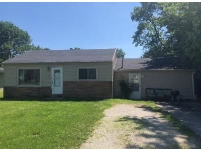 2 Bed 1 Bath Foreclosure Property in Columbus, IN 47203 - Patterson Rd