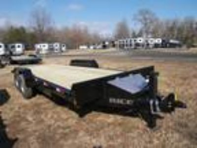 2019 Rice Trailers 20' Full Tilt 14K
