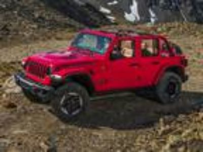 Used 2018 Jeep Wrangler Unlimited granite crystal metallic clearcoat