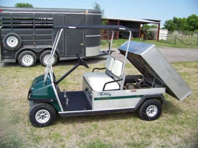 2003 Gas Club Car Carryall
