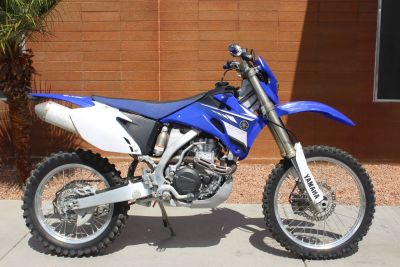 2008 Yamaha WR450F Competition/Off Road Motorcycles Kingman, AZ