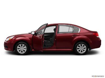 2012 Subaru Legacy 2.5i Premium (Satin White Pearl)
