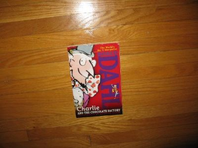 Classic Charlie and the Chocolate factory by Roald Dahl (155 pages) Ages 7+)