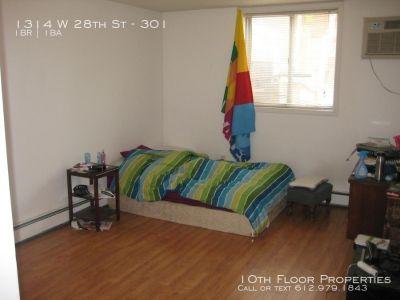 1314 W 28th St - 301 - 1 bed, 1 full bath