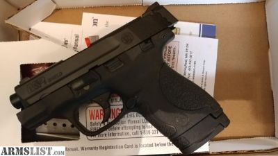 For Sale: Smith M&P Shield 9mm