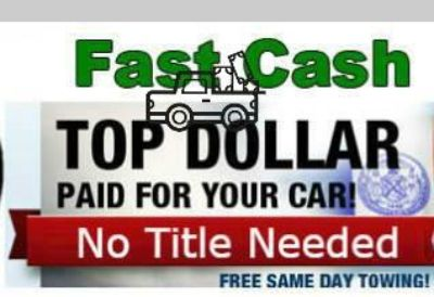Northwest Indiana junk car removal top dollar with or without titles