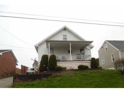 3 Bed 1.0 Bath Foreclosure Property in Washington, PA 15301 - Clark St