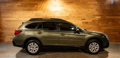 2019 Subaru Outback 2.5i (Green Metallic)