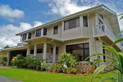 3980 Hunakai St Lihue Six BR, Nice house and the ONLY one in