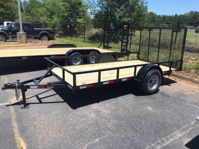 2019 RED HOT WELDING 1-6x12 Utility Trailers Lancaster, SC