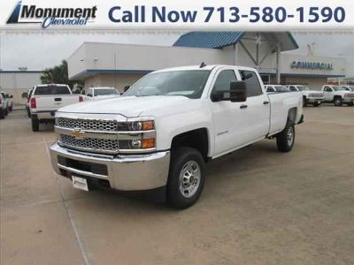 New 2019 Chevrolet Silverado 2500HD Crew Cab Pickup
