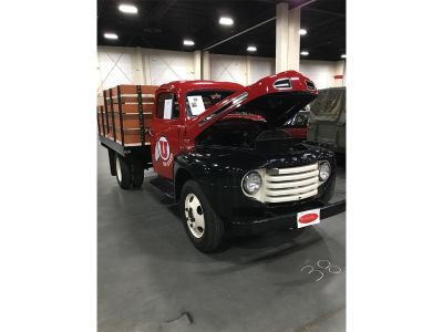 1950 Ford 1 Ton Flatbed