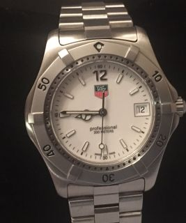 Tag heuer men s watch