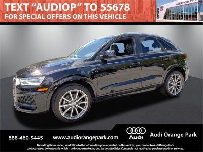 2018 Audi Q3 2.0T Premium (Brilliant Black)