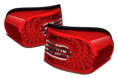Find Spyder ALTCLTFJ07RC Red Euro Tail Lights Rear Stop Lamps w LEDs 2 Pcs 1 Pair motorcycle in Rowland Heights, California, US, for US $202.80