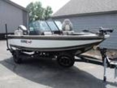 2019 Alumacraft Edge 175