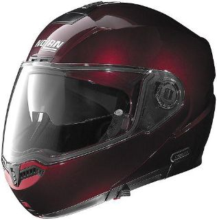 Find Nolan N104 Modular Solid Motorcycle Helmet Wine Cherry X-Large motorcycle in South Houston, Texas, US, for US $404.95