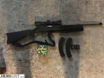 For Sale: Ruger 10/22 w/extras